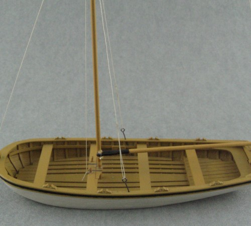 Rigging, Seat & Mast Kit for Longboat