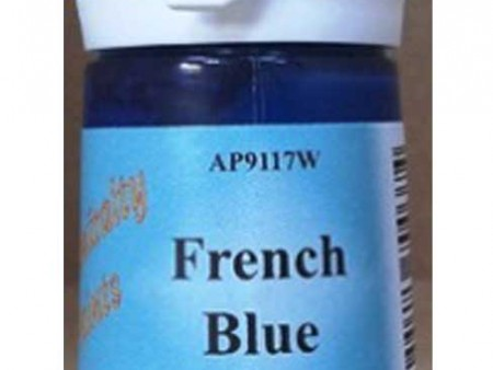 French Blue Water Based Paint