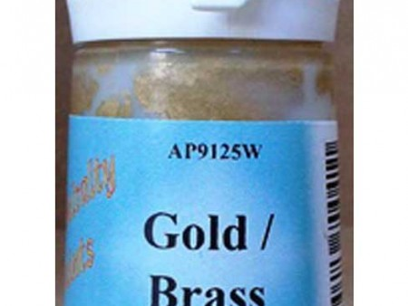 Gold / Brass Water Based Paint