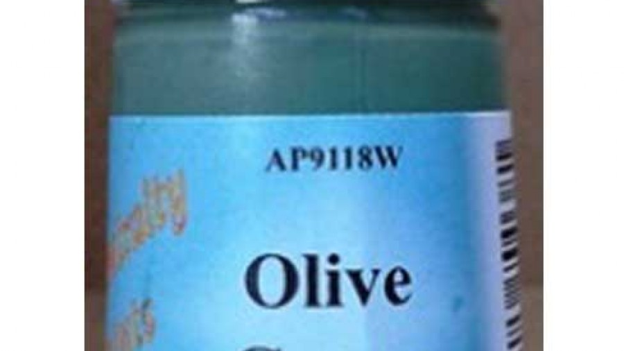 Olive Green Water Based Paint