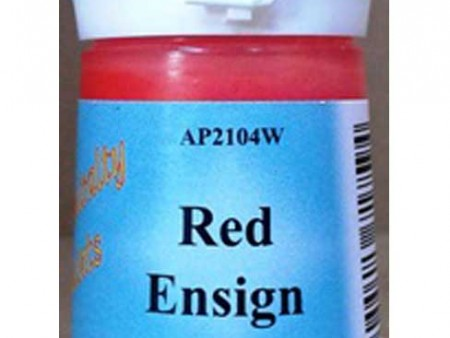 Red Ensign Water Based Paint