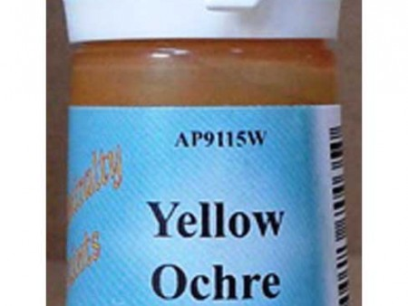 Yellow Ochre Water Based Paint