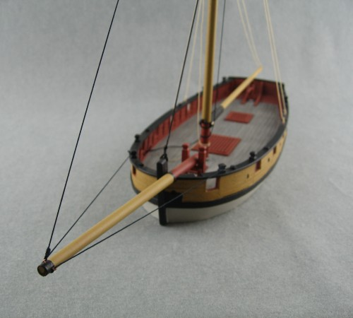 A British Unrated Cutter 'Fly' 1763